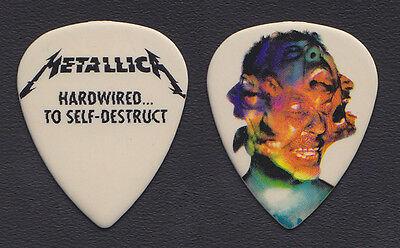 Metallica James Hetfield Hardwired Ultex Guitar Pick - 2017 WorldWired Tour