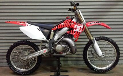 2007 Honda CR250R 2 stroke Rutherford Maitland Area Preview