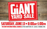 Giant Garage Sale