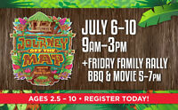 Vacation Bible School (VBS) - Journey off the Map