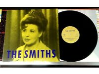 The Smiths ‎– Shakespeare's Sister, VG, 12 inch single, released ‎in 1985, 80s Indie Rock Vinyl