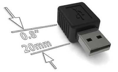 KeyGrabber PICO USB Keylogger - Hardware USB Keylogger 8GB Memory
