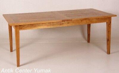 Tisch Esstisch Tafel Küchen Gesindetisch Ausziehbar Nuss Eiche Fichte Antik