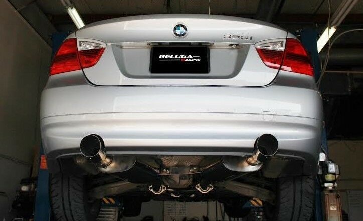 Beluga Racing Bmw 07-10 N54 E90 E92 335i Twin Turbo Dual Catback Exhaust