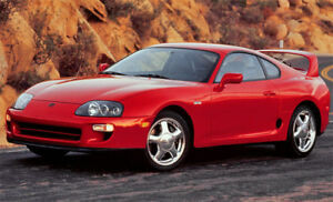 1993-1997 Toyota Supra Hatchback