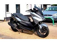 Honda Forza 125cc Scooter - ONLY 6000 MILES - Must See!