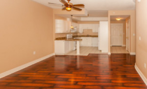 2bd/2bth groundlevel condo - pool&indoor parking in building