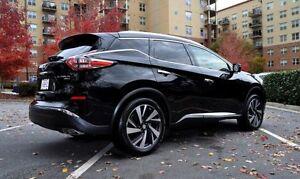 2016 Nissan Murano SUV, Platium