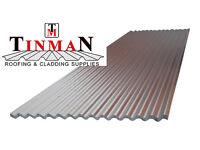 Steel / Metal / Tin / Wriggly Tin / Cladding / Roofing / Corrugated Polyester 0.7mm
