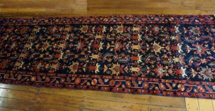 Stunning Antique Handmade Nahavand Persian Rug Runner 520 x 97 cm Hornsby Hornsby Area Preview