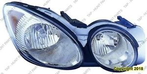 Head Light Passenger Side High Quality Buick Allure 2005-2007