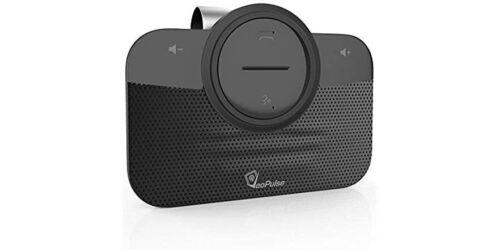 VeoPulse B-PRO 2B S-62 Hands-Free Bluetooth Speakerphone Car Kit Calls Music GPS