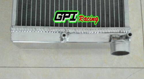 aluminum radiator for Fiat CINQUECENTO 170 1.1 SPORTING//900 1994-1998 40mm