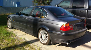 2001 BMW 330i Selling as is