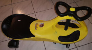 The Original PlasmaCar in Yellow (used) - Lots of fun! ONLY$20
