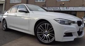 2016 66 BMW 335D xDrive M Sport 3.0TD ( 313bhp ) 4X4 S/S Automatic 4dr Saloon