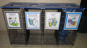 Recycling Station/Recycle Bin