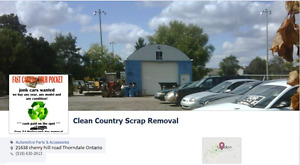 Highest cash paid for your scrap or unwanted cars and trucks London Ontario image 2