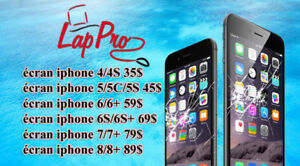 écran iphone 5 5C 5S 5SE 49$
