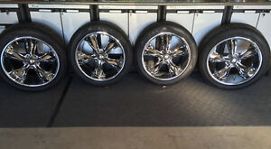 "20"" FOOSE staggered wheel tire for BMW X5"