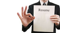 Professional Resumes & Cover Letters- GET THAT JOB!
