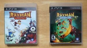 Rayman Origins + Legends (Playstation 3/PS3)