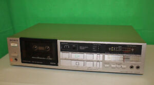 Stereo cassette deck Sony in perfect condition