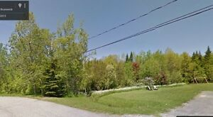 Lot For Sale Ranch Avenue in the heart of Quispamsis