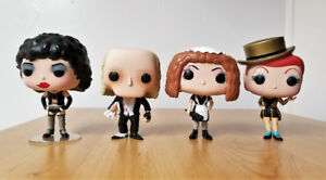 Funko Pop Rocky Horror Picture Show Dr Frank N Furter Riff Raff