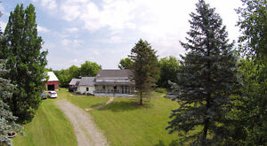 Beautiful Country Home -  Available Sept 1  2017