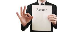 Resumes, Cover Letters, & Interview Coaching