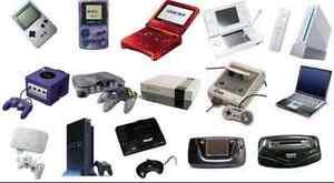 je recherche des jeux video de tout genre