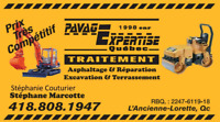 Pavage Expertise Québec