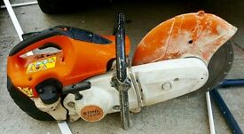 !!STIHL TS410 Cut Off Saw/Disc Cutter in Excellent Working & Physical Condition!!