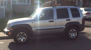 2006 Jeep Liberty SUV - No Accidents / Great Condition