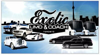 TORONTO'S BEST LIMO SERVICE - GUARANTEED