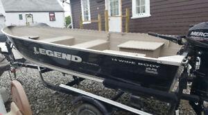 2014 Legend Boat