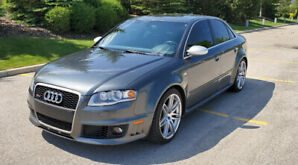 2008 Audi RS4 - low km - accident free