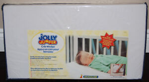 Jolly Jumper Crib Wedge Pillow for Baby - Reduce reflux problem