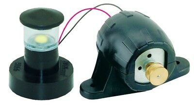 WILESCO   M  66  DYNAMO mit LED-Lampe