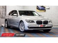 2012 V BMW 7 SERIES 3.0 730D SE 4D AUTO 242 BHP DIESEL