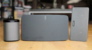 Wanted:  Sonos speaker systems or sonos connect