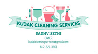 Cleaning lady available for Brampton(residential/commercial)