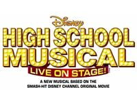 HIGH SCHOOL MUSICAL AUDITION! Actors, singers and dancers wanted for production in Edinburgh