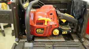 Homelite Timberman 45cc Powerstroke Chainsaw