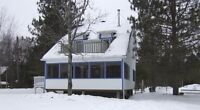 Mont Tremblant Ski cottage for rent, chalet a louer