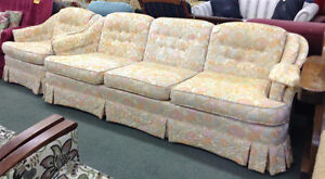Couch and Chair for the Vintage Lover