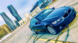 2010 BMW 335i cabriolet M performance package with navi
