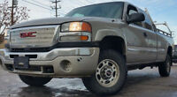 2006 GMC SIERRA 2500 HD 4x4 = CLEAN CAR PROOF = WELL MAINTAINED