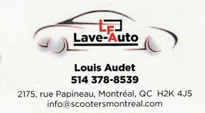 LAVE-AUT0 LFA - DE LUXE